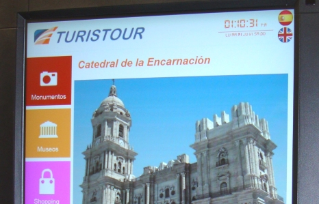 Turistour aplicación pensada para hoteles y oficinas de turismo